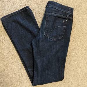 Joe's Jeans Provocateur Petite Fit 26 Bootcut